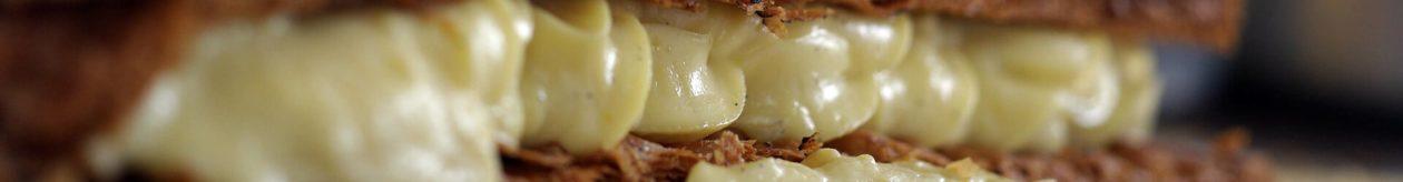 Crème pâtissière, mille feuille, pastocuiseur, Hubert Cloix
