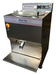 Pasteurisateur à glace de 120 litres Hubert Cloix