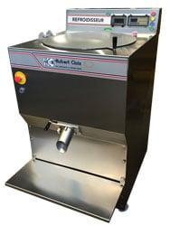 Refroidisseur mélangeur en cuve de 120 litres Hubert Cloix