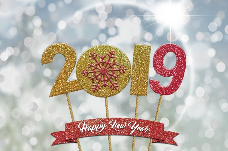 Voeux de bonne année
