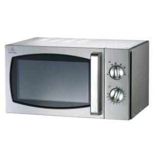 Four micro-ondes 23L inox 900W