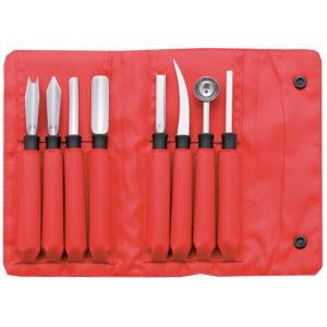 Mallette décore légumes 8 outils