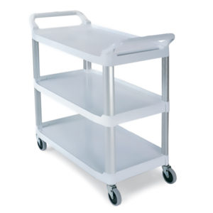 CHARIOT UTILITAIRE XTRA OUVERT
