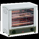 Toaster bar 2 étages 3kw 230v
