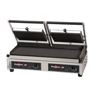 GRILL CONTACT EASYCLEAN DOUBLE
