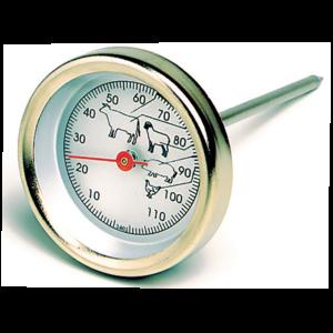 Thermo-sonde à cadran 0/+120°C