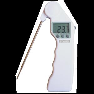 Thermomètre repliable HACCP