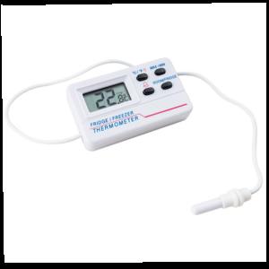 Thermomètre congélateur alarme