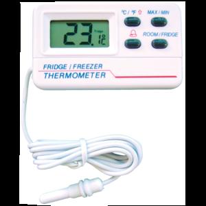 Thermomètre frigo alarme HACCP