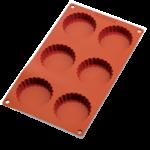 GASTROFLEX 6 TARTEL.CANN D75MM