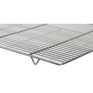 GRILLE A PIED FIL INOX 600×400