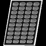 FLEXIPAN 60X40 MADELEINE L.78