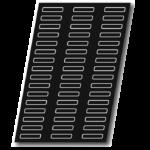 FLEXIPAN 60X40 CYLINDRE 85X17