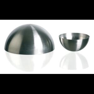 Calotte 1/2 sphère inox D 60