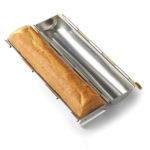 Moule toast rond inox L360 D70M