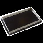 Cadre inox tapis relief 550X355
