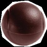 PLAQUE 4 BALLES DE TENNIS