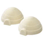 PLAQUE IGLOO 3 MOULES S/BPA
