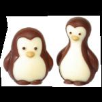 PLAQUE MOULE 4 PINGOUINS S/BP