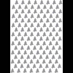 GRILLE DECOR CLOCHE