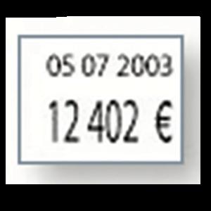 8 X1750 ETIQ.NEUTRES/140952