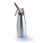 SIPHON GOURMET WHIP INOX 1L