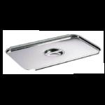 COUV.A/P INOX P/BAC AN/PAN.1/1