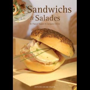 LES SANDWICHS ET SALADES