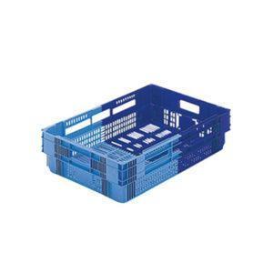 Caisse liaison froide bicolore 26 L – bleu/bleu