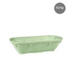 Banneton long 0,5 kg – 23 x 14 x 9 cm