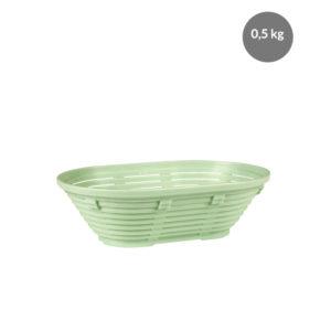 Banneton ovale 0,5 kg – 21 x 15 x 9 cm