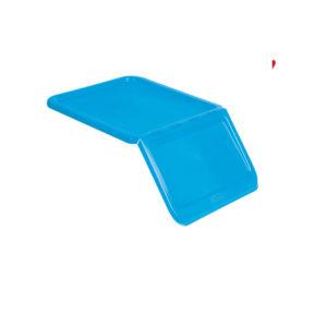 Couvercle pour bac à ingrédients 40 L – bleu