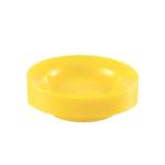 Assiettes – lot de 10 – jaune