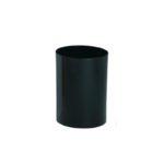 Corbeille à papier petit modèle – noir