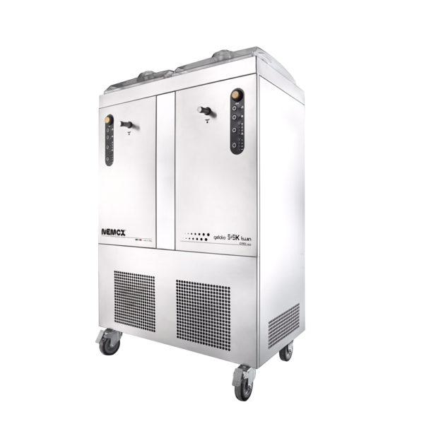 Nemox Gelato 5+5k Twin - turbine à glace hubert cloix