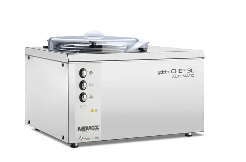 Comparatif Nemox – Quelle turbine à glace sur table pour quel usage ?
