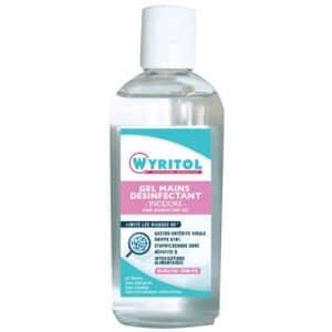Wyritol – Gel hydroalcoolique mains – 100 mL