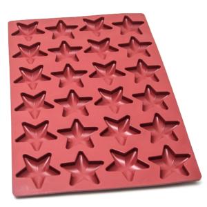Moule étoile – 24 alvéoles