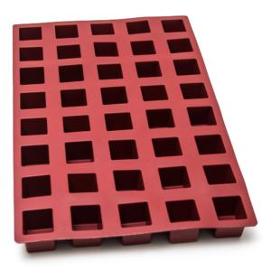 Moule cube – 40 alvéoles