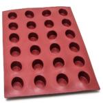 Moule ovale – 24 alvéoles