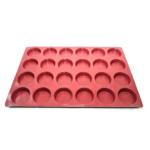 Moule à tartelettes – 24 alvéoles